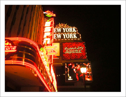 New York New York Hotel &amp; Casino